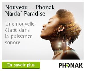 Événement National Phonak, nouvelles solutions auditive le 16 mars