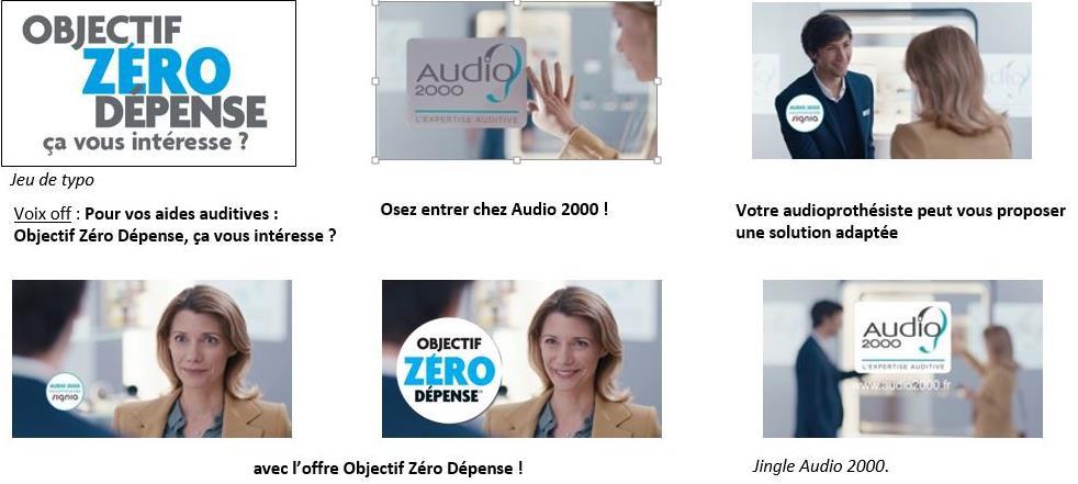 Audio 2000 Objectif zero depense