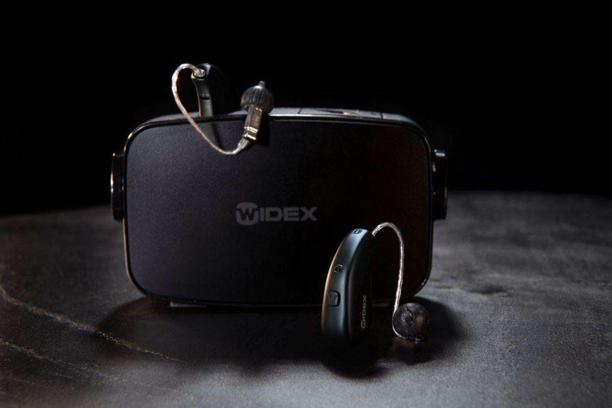 WIDEX MOMENT mRIC R D le plus petit RIC rechargeable du marche