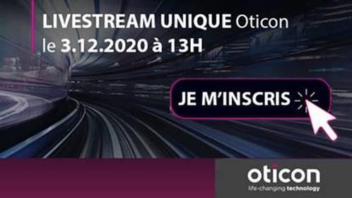 livrestream oticon