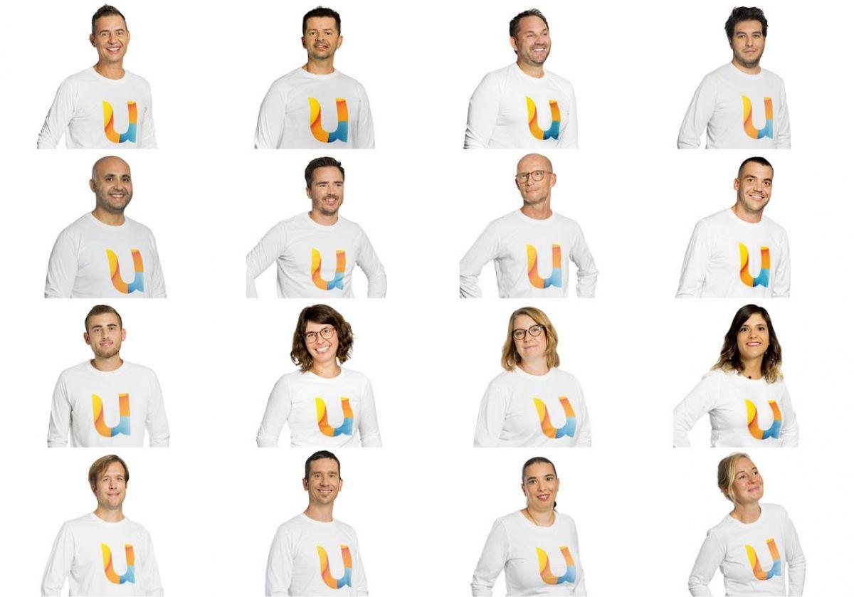 team portraits Unitron