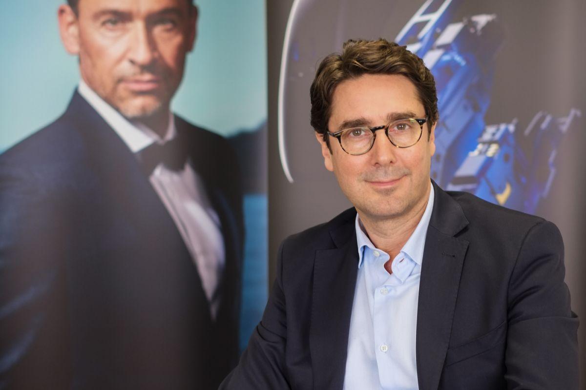 Benoit Caudreliez directeur general de Widex France