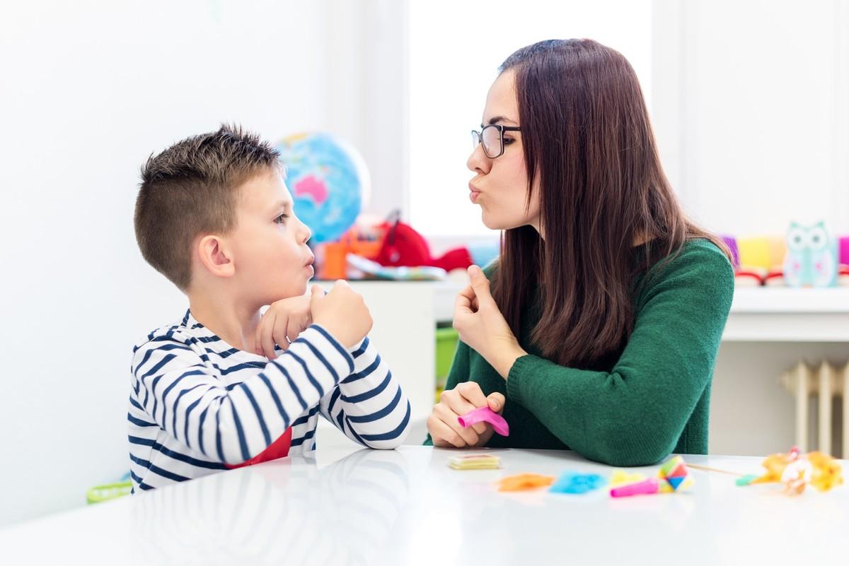 orthphoniste enfant langage
