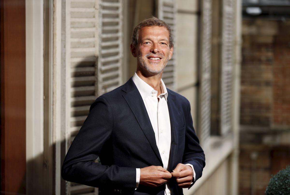 Guillaume Flahault, président du Syndicat national des entreprises de l'audition