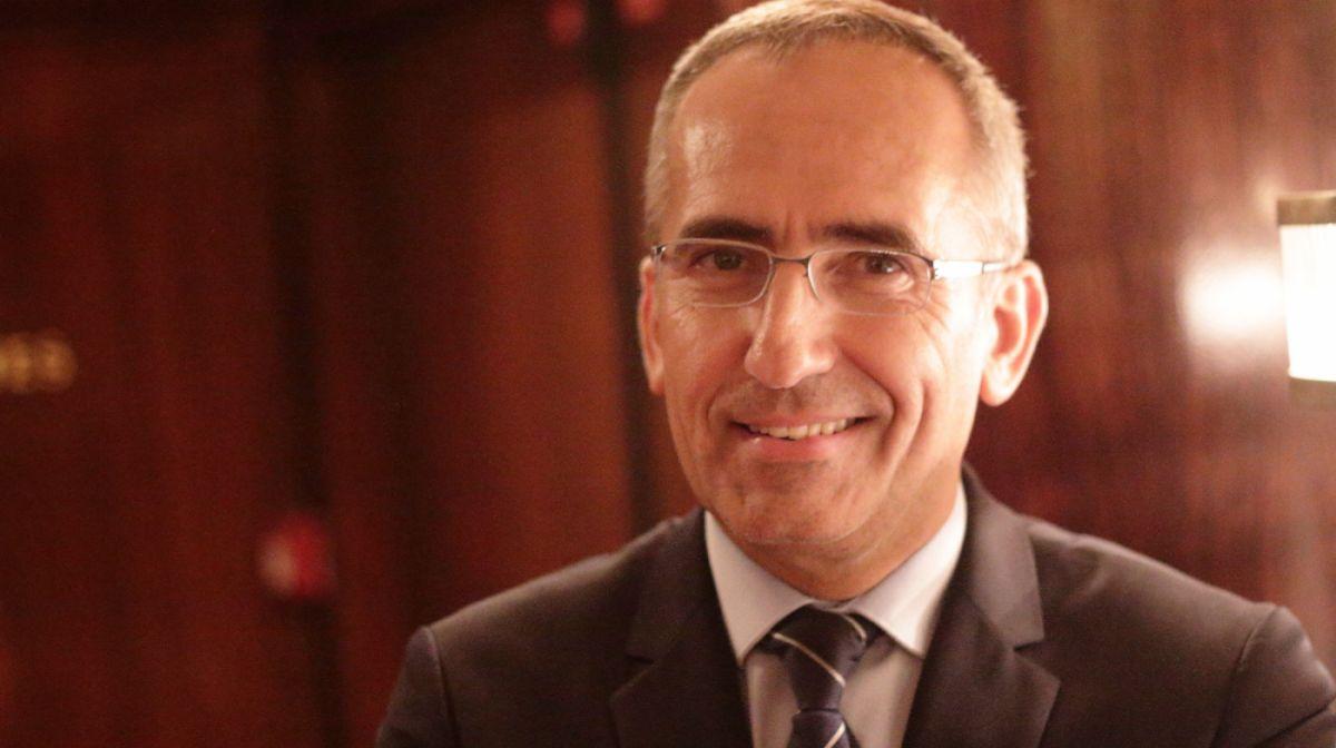 Luis Godinho, président du Syndicat des audioprothésistes