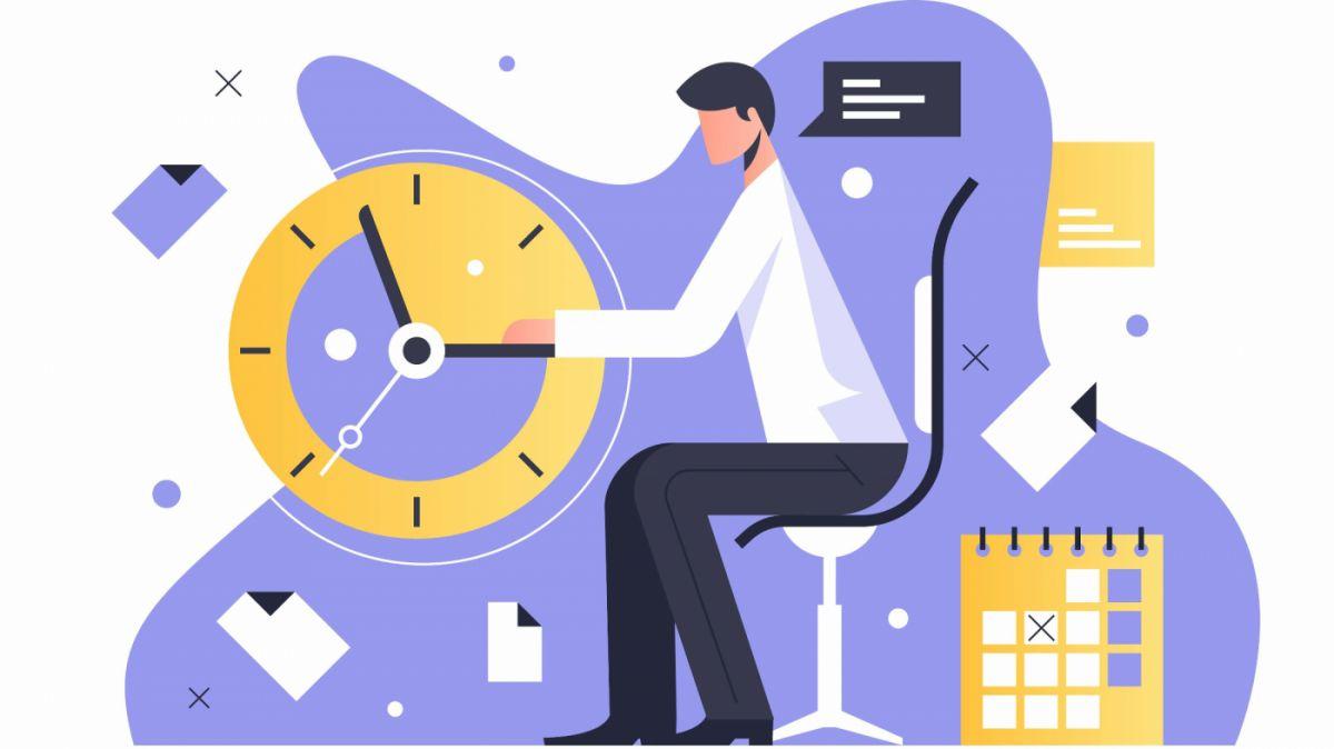 travail organisation emploi du temps
