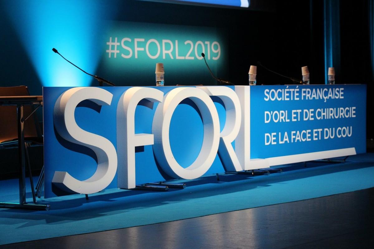 Congres SFORL 2019 ouverture