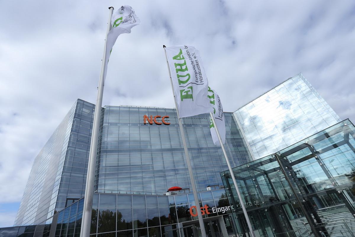 Le 64e congres international des professionnels de l audition EUHA du 16 au 18 octobre 2019 a Nuremberg en Allemagne