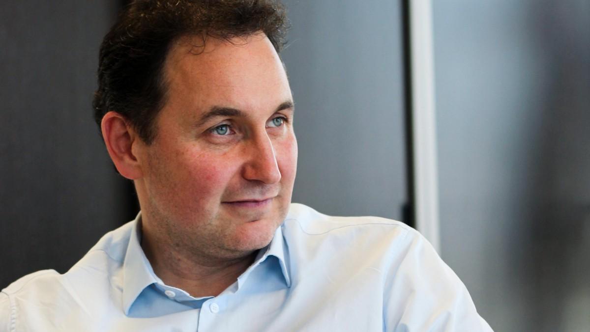 Michael Tonnard Directeur General d Audika reseau d audioprothesistes